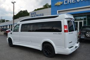1GCWGBFG1K1345735 Explorer Van Company #1 Dealer Mike Castrucci Conversion Van Land