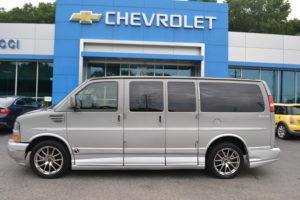 USEd AWD Explorer Conversion Van Mike Castrucci Conversion Van Land