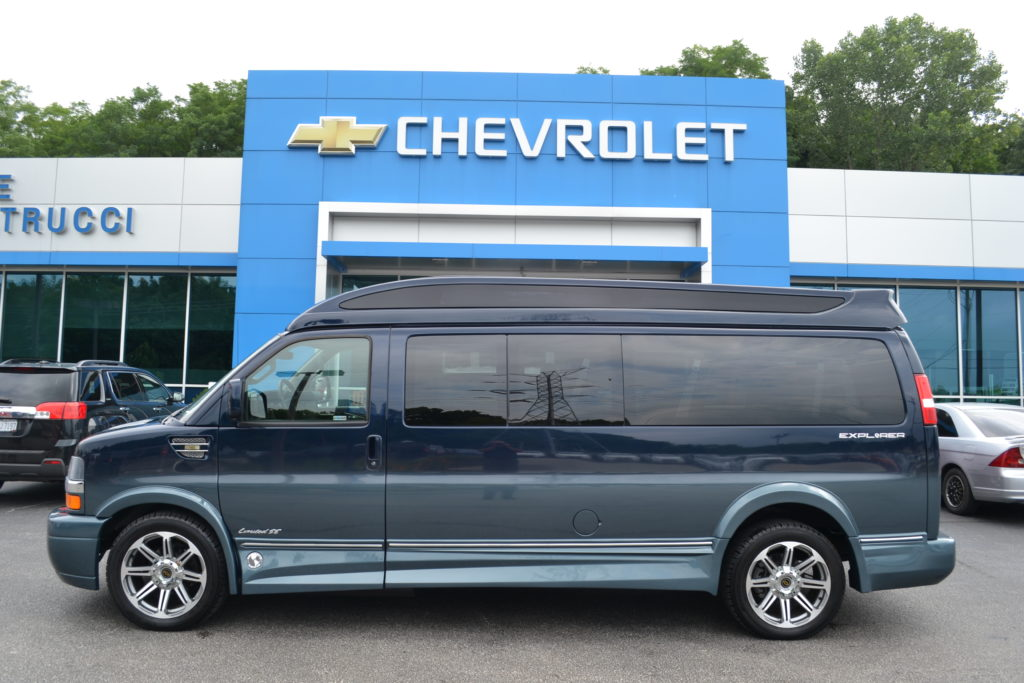 9 Passenger Explorer Conversion vAN