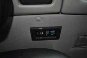 USB Charging Ports Explorer Van Company
