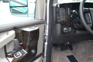 Take the Whole Family 9 Passenger Explorer Van