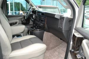 Legendary Comfort Explorer Conversion Vans