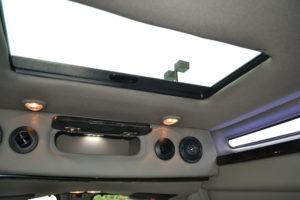 Rear Sunroof Explorer Van