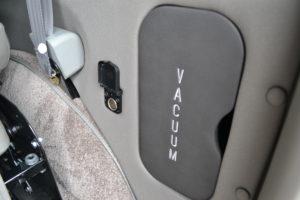 Explorer Van Company Vacuum Storage Compartment