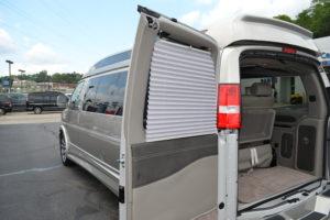 Explorer Van Company Door & Window Shades