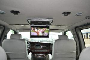 2012 AWD Explorer Conversion Van.
