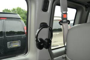 Wireless Headphones Explorer Van Company