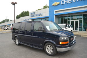 GMC Conversion Van