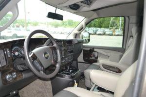 Let the Fun Begin, Room, Comfort, Entertainment, Luxury Travel from Explorer Van Company