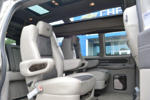Explorer Van Interior Conversion Van Land