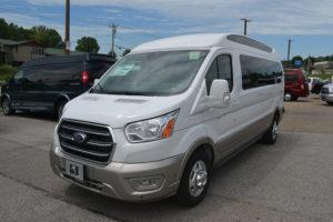 2020 Ford Transit AWD 9 Passenger - Explorer Limited SE-VC 1FTYE2YG3LKA78170 Conversion Van Land