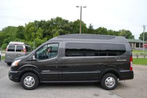 2020 Ford Transit AWD - Explorer Limited SE-VC 1FT1E2YGXLKA64346 Conversion Van Land