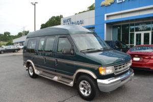 Used Ford Explorer Conversion Vans Mike Castrucci Conversion Van Land