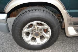 LT245-75R16 GoodYear Wrangler NEW Conversion Van