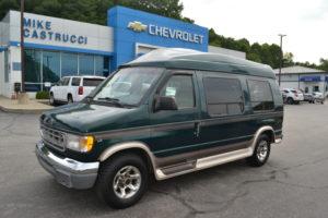 Used Ford E-250 Explorer Conversion Vans Mike Castrucci Conversion Van Land