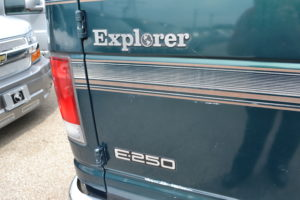Ford E-250 Explorer Conversion Van