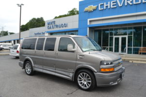 1GCWGAFG2K1358388 Mike Castrucci Chevrolet Conversion Van Land Explorer Van Company #1 Dealer