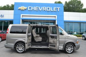 2019 Explorer Van Dealer Mike Castrucci Conversion Van Land