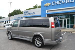 Explorer Van Co 1GCWGAFGXK1222980