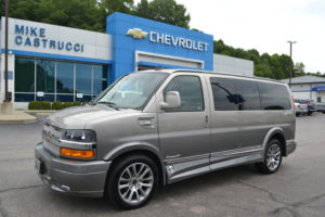 1GCWGAFG2K1358388 Mike Castrucci Chevrolet Conversion Van Land 1099 Lila Ave Milford OH 45150