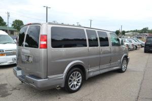 Explorer Van Dealer Mike Castrucci Conversion Van Land
