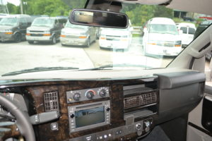 Explorer Van options Interior