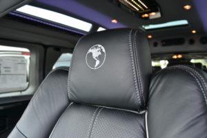 Legendary Comfort and Style of Explorer Van Seating