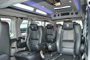Comfort for all of your passengers in any Seat Explorer Vna Co