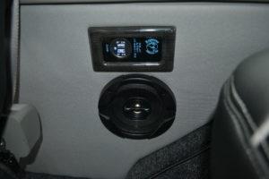Rear USB Charging ports Explorer Van Company