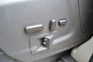 Heated 10 Way Power Driver Seat