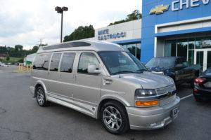 Hi top Explorer Vans for sale