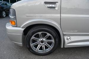 2018 Explorer Van Company 20 in. GM Wheel