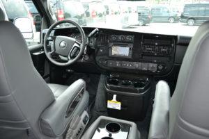 Explorer Van Dash Chevrolet