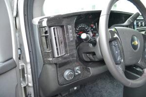 GM Dash Explorer Van Company Denali Wood Trim