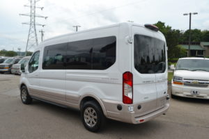 1-833-VAN-MAN1 Conversion Van Land