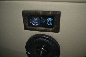 Rear USB Power Ports 6 Total are available in the comfortable rear passenger area Keep your Device Powered Up and Connected Mike Castrucci Conversion Van Land