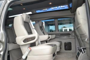 Dog Show Van Adventure Awaits, Travel Comfortably, Enjoy the Ride Explorer Van Company
