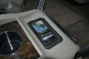 Wireless Charging Pad Explorer Van Center Console Explorer Vna Options