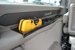 Luxury van with lots of Cargo Room