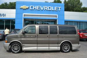 1GBSGDC42C1196200 2012 Chevrolet Express Explorer Limited X-SE Mike Castrucci Conversion Van Land