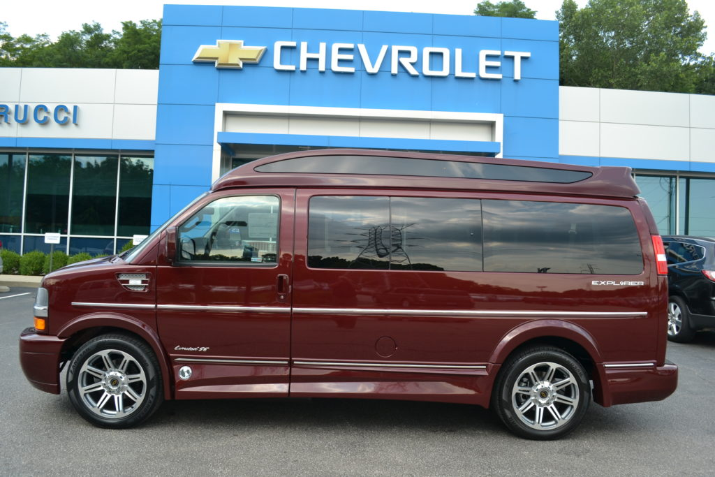 Chevrolet Of Milford >> 2018 Chevy Express 2500 - Explorer Limited X-SE VC - Mike ...