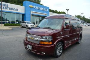 Conversion Van Dealer
