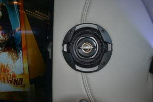 JBL Conversion Van Sound System