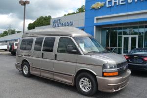 Used Conversion Van