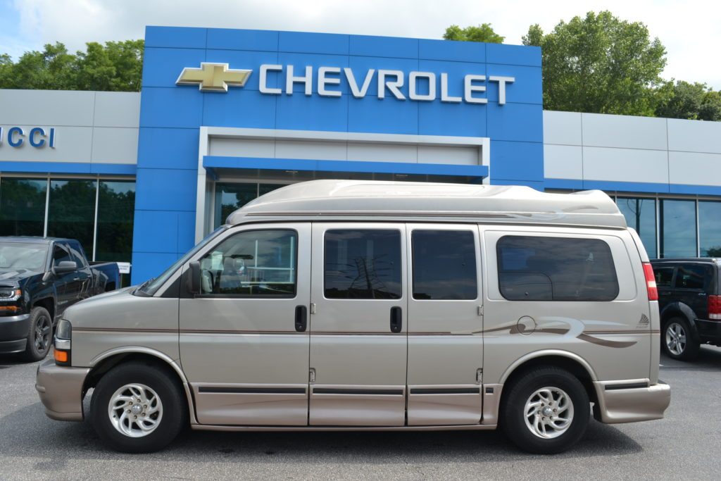 Used AWD Conversion Van