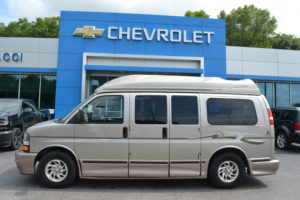 2003 Chevy Express AWD