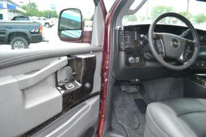 Chevrolet Express Van Dash