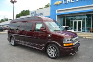 #1 Conversion Van Dealer