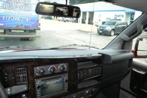 Explorer Van Back up camera