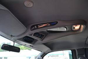 Explorer van overhead console 2018